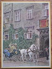 Ernst Graner: Wien, Schweizertor - Kunstdruck, Reproduktion, art print