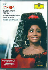 Georges Bizet. Carmen (1994) DVD NUOVO SIGILL Herbert Von Karajan. Mirella Freni