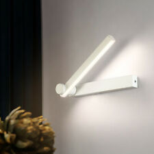 5W LED Wall Sconce Light Fixture Surface Mounted Adjustable Bedside Lamp Acrylic
