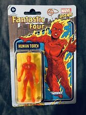 Kenner 2021 Marvel Legends Human Torch 3.75 Inch Action Figure