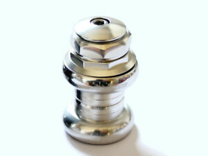 "FSA Duron X 1"" Inch Threaded Headset 22.4/26.4mm Silver"