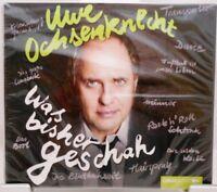Uwe Ochsenknecht + Was bisher geschah + Autobiografie als 4 CD Set + 309 Minuten