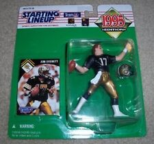 Jim Everett New Orleans Saints Starting Lineup Action Figure NFL NIB NIP 1995