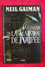 Sandman, Tome 11 : La maison de poupée - Neil Gaiman - Panini Comics