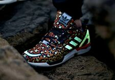ADIDAS ZX FLUX EXTRA BUTTER EDITION / Sz 10 / GLOW IN THE DARK!!!