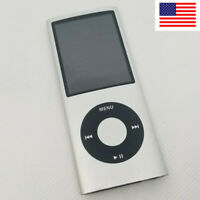 Used Apple ipod Nano 5th Generation 16GB Silver -Very good!