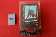 Rackham Confrontation Tiger of Dirz Alchemists English Card Metal New OOP BNIB