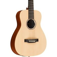 Martin X Series 2016 LX1E Little Martin Left-Handed Acoustic-Electric Guitar