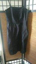 Ladies polka dot dress size 14