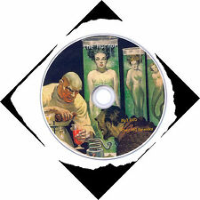 The Horror Old Time Radio Shows Over 160 Episodes in MP3 on DVD