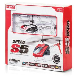 Syma S5 3 Channel Remote Control Helicopter