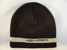Umbro Knit Hat Brown Beanie