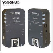 Yongnuo YN622 II YN622N Wireless TTL Flash Trigger SET Nikon YN568EX YN565 D7500