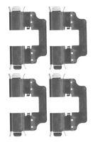 Mintex Rear Brake Pad Accessory Fitting Kit MBA1750  - 5 YEAR WARRANTY