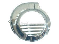 Vespa PX125 PX150 Stella Flywheel Cover Chrome External Pick Coil New P8019