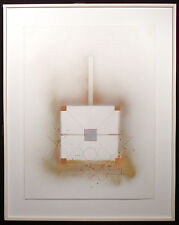"Nanci Blair Closson ""Overlay Series III"" Original Artwork Mixed Media Artwork"