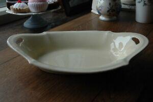 Royal staffordshire pottery, a.j wilkinson ltd . Honeyglaze dish