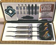 HAMMERHEAD BOTTELSEN 2492 NO BOUNCE 90% TUNGSTN DARTS FREE SHIPPING FREE FLIGHTS