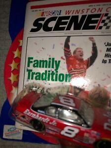 2000 Winners Circle Deluxe 1:64 #8 Dale Earnhardt Jr. Winston Cup Scene 1st Win