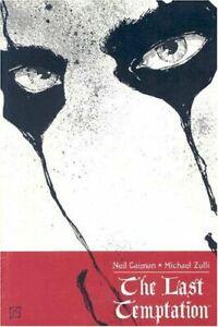 Alice Cooper Last Temptation GN Neil Gaiman Michael Zulli Sandman OOP NM