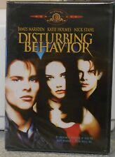 Disturbing Behavior (DVD, 1999) RARE HORROR KATIE HOLMES JAMES MARSDEN BRAND NEW