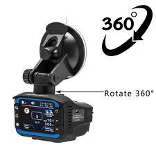 Anti Radar Laser Speed Detector Night Vision Car DVR Recorder Video Dash Camera*