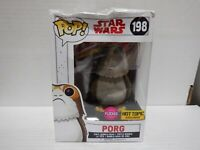 Funko Pop! Star Wars Porg #198 Flocked Hot Topic Exclusive 011321MGL4