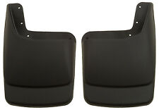 HUSKY LINERS REAR Mud Flap Guards F-250 & F-350 03-10 WITH Fender Flares (PAIR)