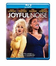 JOYFUL NOISE (Dolly Parton, Queen Latifah)  -  Blu Ray - Sealed Region free