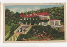 A Country Home Rochester Minn Vintage Postcard USA 511a