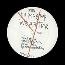 The Pop Group - We Are Time - 2014 (NEW CD)
