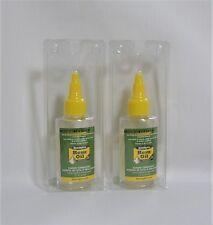 Gun Cleaning 2 Pack Rem Oil 1 oz Bottle Bore Lubricant Lube Remington 26617