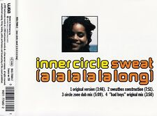 INNER CIRCLE : SWEAT (A LA LA LA LA LONG) / CD