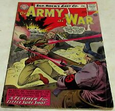 Our Army at War 145 (FN- 5.5) 1964, 40% off Guide!