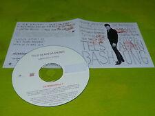 ALAIN BASHUNG - BB BRUNES - BENJAMIN BIOLAY - GAETAN ROUSSEL!!CD PROMO !!!!!!!!!
