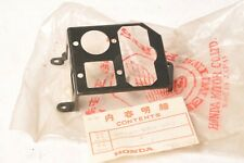 Genuine NOS Honda 52745-MB9-950 Leveling Switch Setting Plate - GL1100 Goldwing