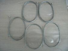 ENSEMBLE CABLES MOBYLETTE MOTOCONFORT AU 88/85/89/68/65.....
