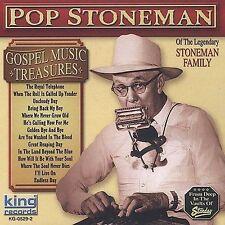 Gospel Music Treasures by Pop Stoneman (CD) NEW SEALED