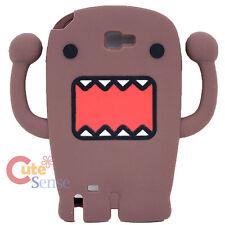 Domo Kun Samsung Galaxy Note 1 Corpo Silicone Custodia Cellulare N7000 i9220