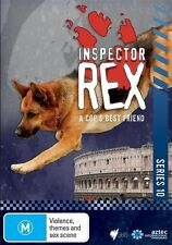 INSPECTOR REX - SERIES 10 (3 DVD SET) BRAND NEW!!! SEALED!!!