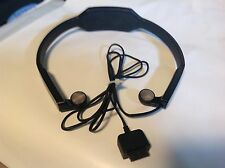 SIRIUS STILETTO 2 SL2 SL10 SL100 ANTENNA HEADPHONES ! LIGHTY USED CLEAN