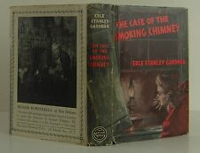 ERLE STANLEY GARDNER The Case of the Smoking Chimney INSCRIBED FIRST EDITION