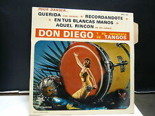 DON DIEGO Tangos Querida ... 4651 ETS