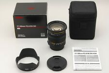 【Top Mint in Box】 Sigma AF 17-50mm f/2.8 DC EX HSM for Sony Minolta from JP #71