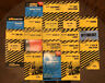 Lot of 21 literature study guide books SparkNotes Cliffs Notes & Monarch Notes