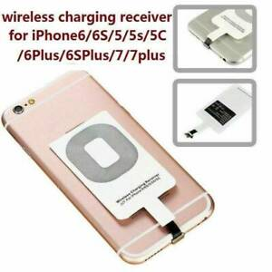 Universal Qi Wireless Charger Power Charging Receiver Kits for Iphone 7 6S Plus