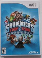 * Nintendo Wii Activision Skylanders Trap Team Game   *Wii U Compatible 👾