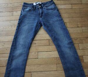 CELIO Jeans pour Homme W 30 - L 30 Taille Fr 38 (Réf # O124)