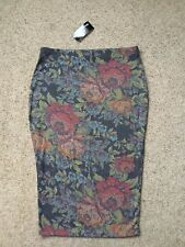 LADIES FLORAL SKIRT FROM GEORGE  SIZE 12  BNWT