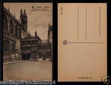 BELGIE 118.-BRUGES -Basilique du Saint-Sang